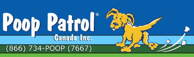 Poop Patrol Canada Inc. (866) 734-POOP (7667)